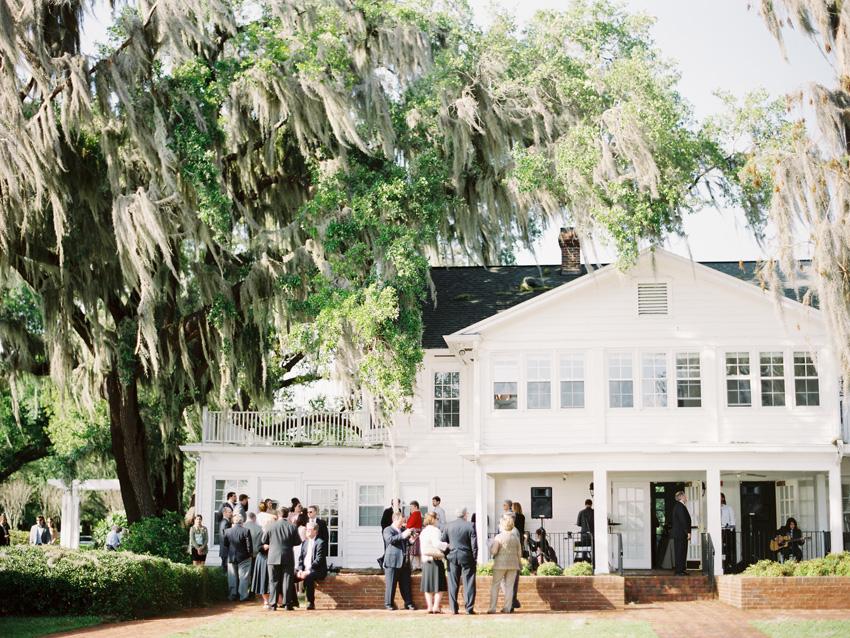 Cypress Grove Estate House Wedding Elizabeth Anne