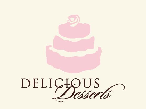 Delicious Desserts Logo Elizabeth Anne Designs The