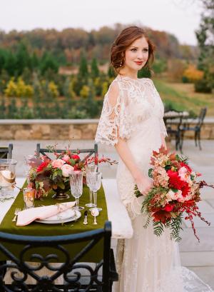 Elegant Autumn Wedding Ideas