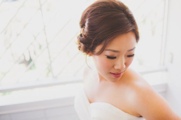 Elegant Classic Bridal Makeup