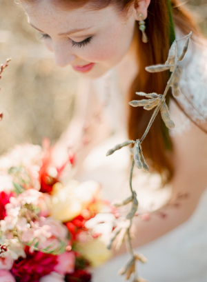 Elegant Fall Bridal Inspiration