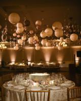 Elegant Neutral Wedding Reception