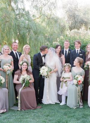 Elizabeth Messina Ojai Wedding