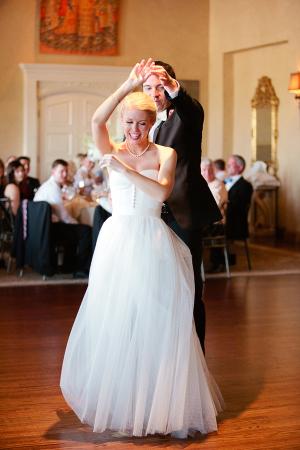First Dance Washington Wedding