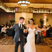 First Dance Wedding Reception