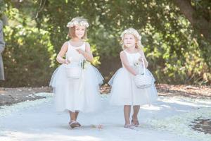 Flower Girls Tulle Skirts