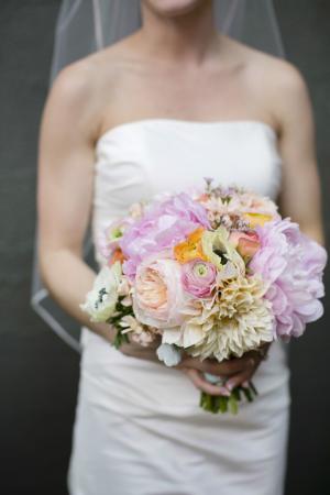 Fluffy Pastel Bouquet