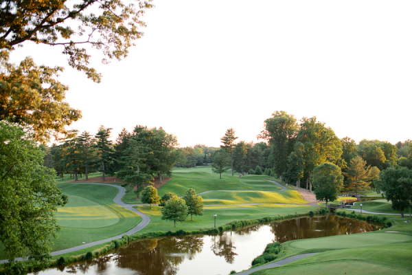 Golf Course Congressional Country Club