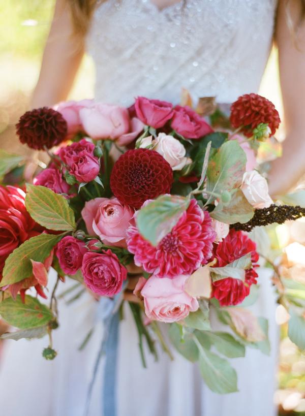Gorgeous Fuchsia Bouquet
