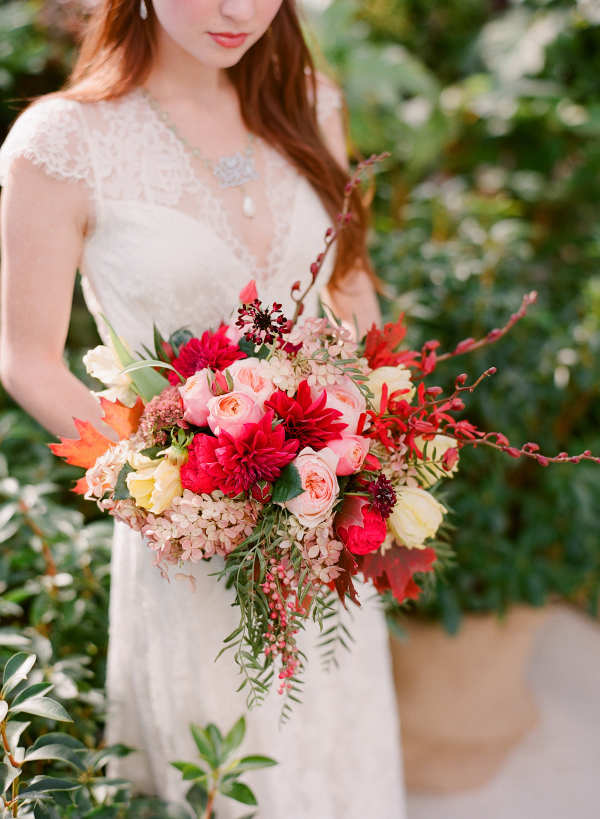 Gorgeous Pink and Red Bouquet