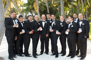 Groomsmen Beach Wedding