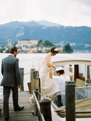 Italy Lake Orta Wedding