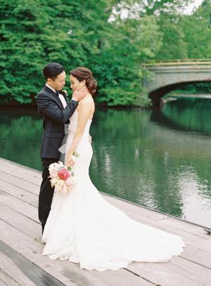 Jessica Lorren Brooklyn Wedding