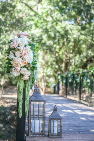Lanterns at Wedding