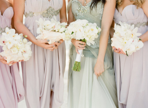 Lavender Bridesmaids