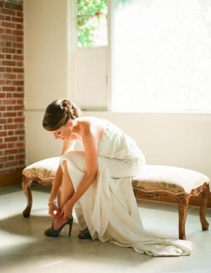 Lindsay Madden Bridal Portrait