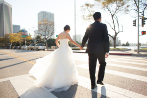 Los Angeles Wedding Christine Farah
