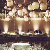 Modern Elegant White Wedding