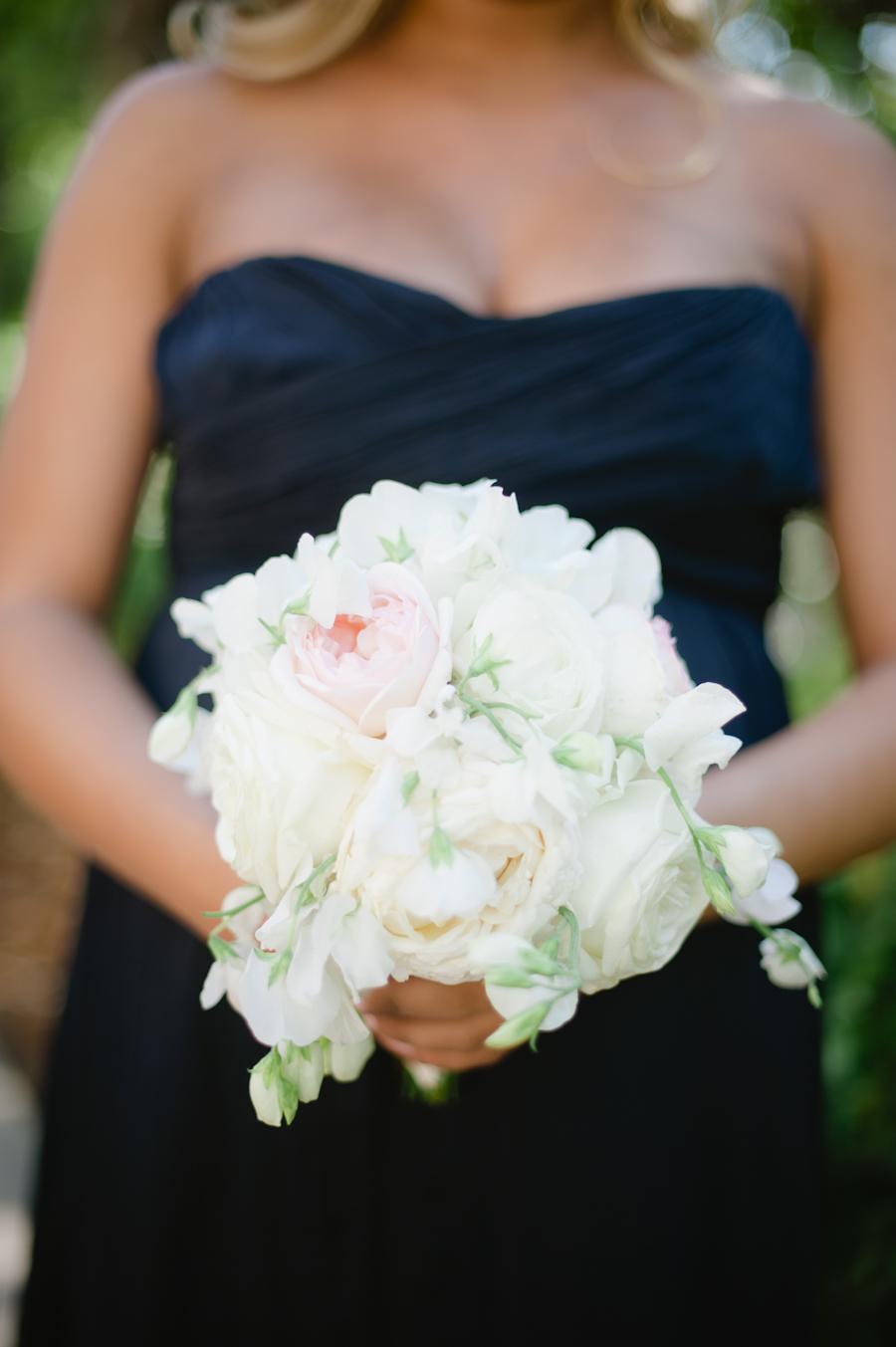 Navy Bridesmaids Dress Elizabeth Anne Designs The