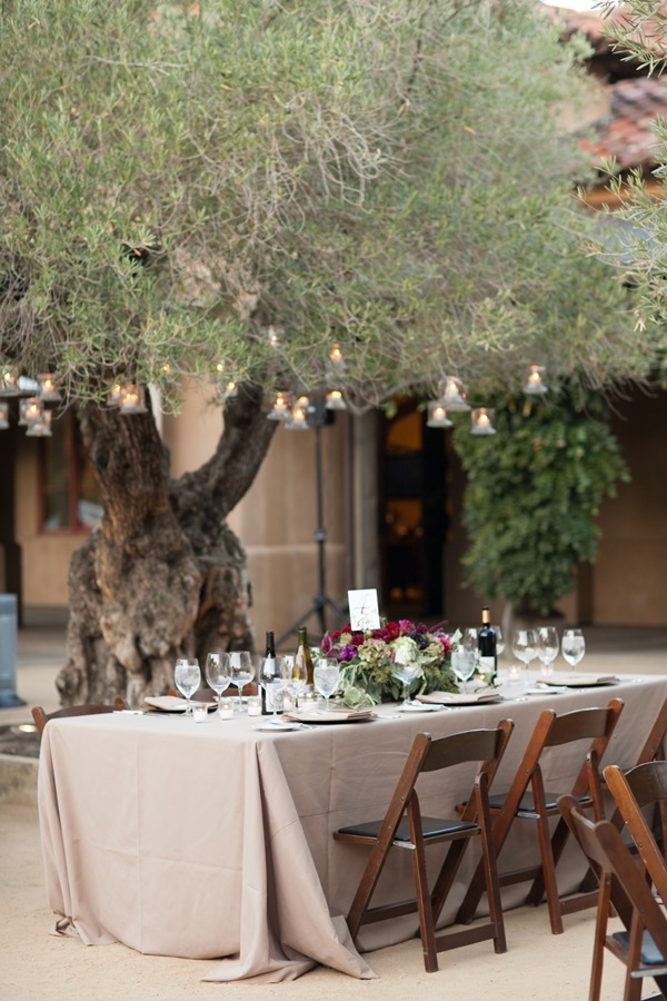Neutral Winery Reception