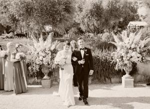 Ojai Wedding Ceremony Elizabeth Messina