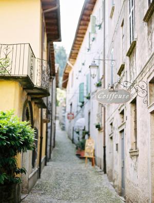 Orta San Giulio Alley