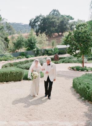 Outdoor Ojai Wedding