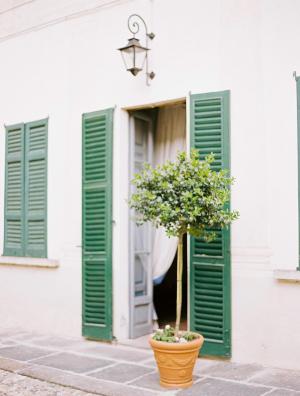 Patio Door in Italy