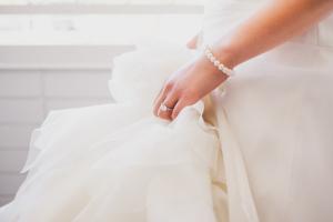 Pearl Bracelet Bridal Jewelry