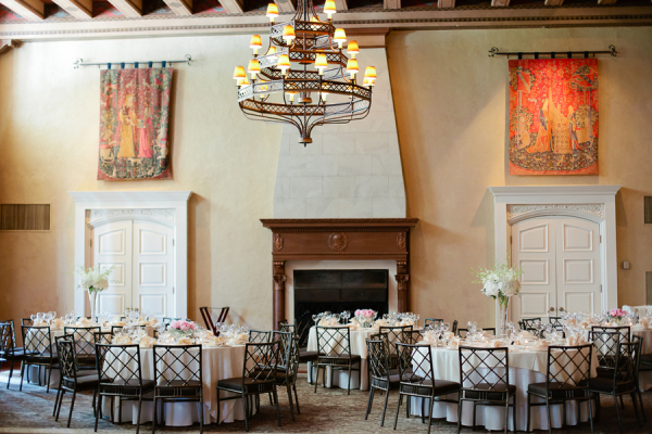 Reception at Congressional Country Club