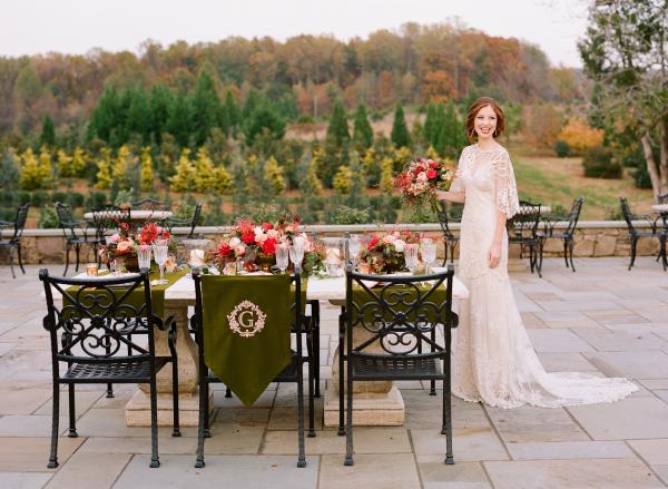 Romantic Central Virginia Wedding Inspiration