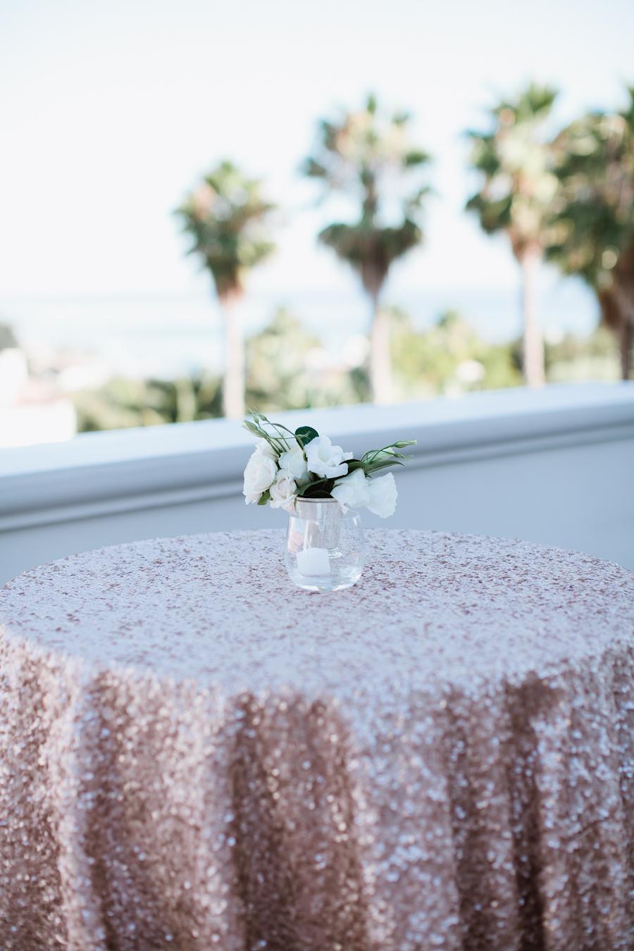 rose gold glitter tablecloth elizabeth anne designs the