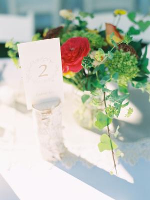 Rustic Elegant Reception Decor Ideas