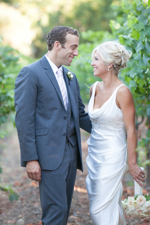 Sonoma Wedding Allyson Wiley