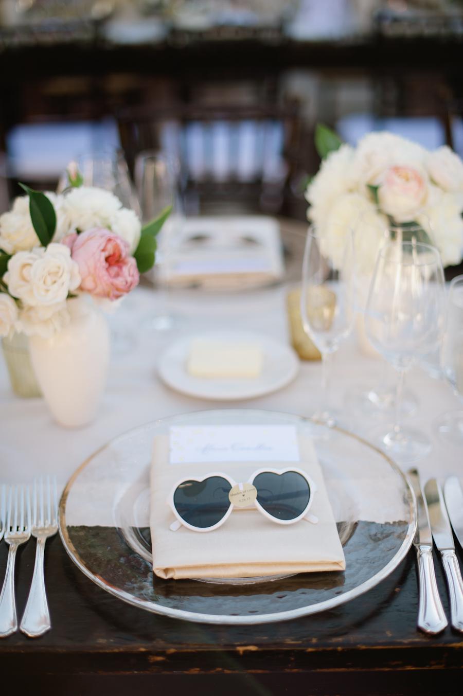 Sunglasses Wedding Favors - Elizabeth Anne Designs: The Wedding Blog