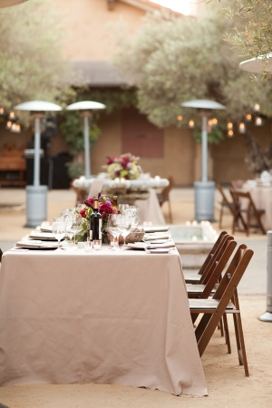 Taupe Linens