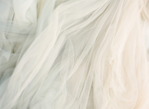 Tulle Skirt Wedding Dress