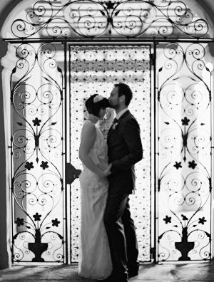 Vintage Inspired Wedding Ceremony