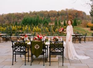 Virginia Elegant Autumn Wedding