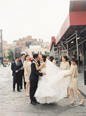 Wedding Party in Brooklyn