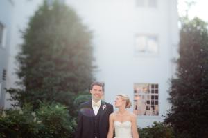 Wedding Portrait Ampersand Photography