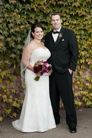 Wedding Portrait Julie Mikos