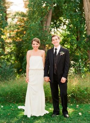 Wedding Portrait Lindsay Madden