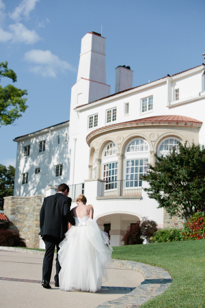 Wedding at Congressional Country Club