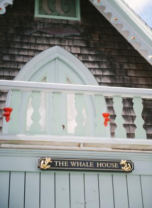 Whale House Marthas Vineyard