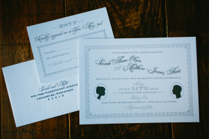 Whimsical Wedding Stationery