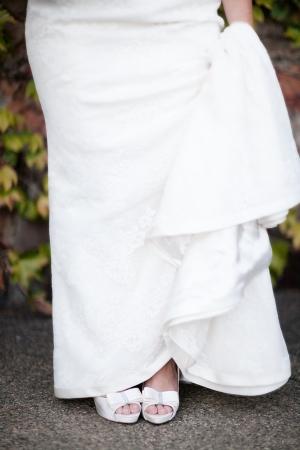 White Kate Spade Shoes
