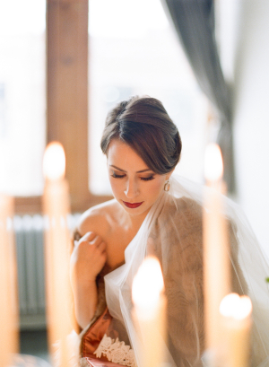 Winter Bridal Inspiration
