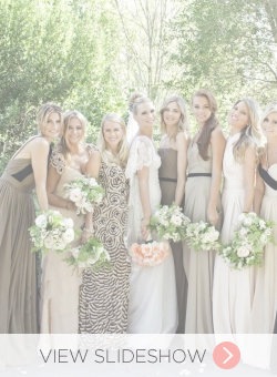 2014 Bridesmaids Dress Trends