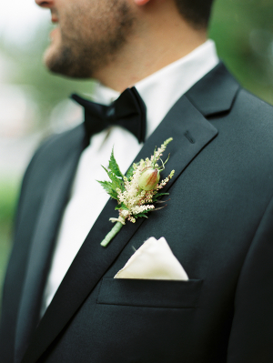 Astilbe Boutonniere